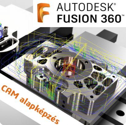 Fusion 360 CAM 2D Alapoktatás