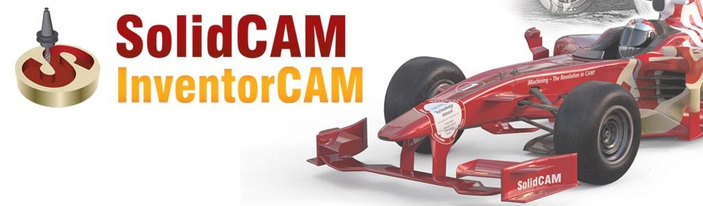 SolidCAM - InvetorCAM